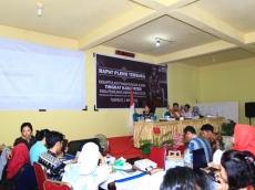 Hasil Rapat Pleno KPU Mentawai PDI Perjuangan Memperoleh Empat Kursi