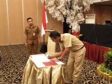 Gubernur Sumbar Minta Bupati dan Walikota Dukung  Percepatan Realisasi Perhutanan Sosial