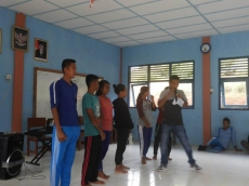 Persiapan FPM Siswa SMKN 2 Kepulauan Mentawai Lomba Lagu