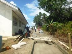 Desa Taikako Prioritaskan Bangun Infrastruktur