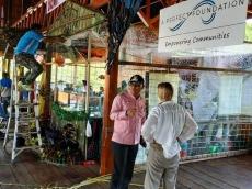 Anggaran Minim Pegawai Gotong Royong Sukseskan Festival Pesona Mentawai