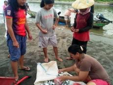 Hasil Tangkapan Nelayan Saibi Kurang Akibat Musim Badai