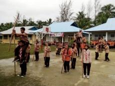 Paulus Sikaraja  Pramuka Indonesia Harus Kreatif dan Inovatif