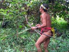 UajabTradisi Berburu Bersama di Mentawai