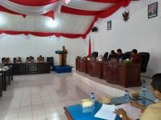 APBD-P Mentawai 2019 Naik Rp66 Miliar Defisit Rp58 Miliar
