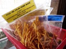 Berbahan Pangan Lokal Omet Cake Sikabaluan Makin Diminati