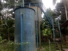 Kemarau Air PAM Siberut Selatan Tak Mengalir