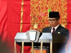 Pelantikan Pimpinan DPRD Mentawai Dipercepat