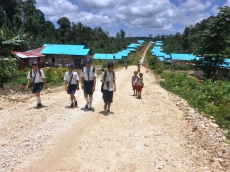 Ekonomi Sulit Warga Korban Tsunami Mentawai Pilih Merantau