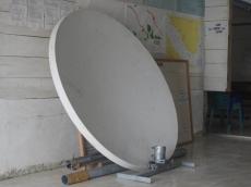 Jaringan Internet Matotonan dan Madobak Kembali Diserahkan