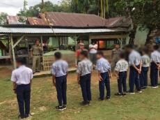Satpol PP Amankan Belasan Pelajar di Tuapeijat