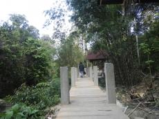 Pembangunan Sarana Wisata Kulukubuk Hampir Rampung
