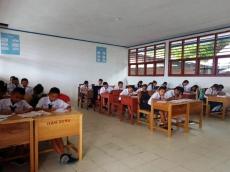 15 Persen BOS SMP Negeri 1 PUS Terkuras Untuk Gaji Guru Honor
