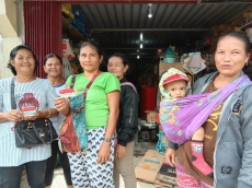 514 Keluarga di Pagai Utara Terima Dana PKH