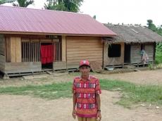 20 Keluarga Bakat Monga Mendapat Bantuan Rp15 Juta Untuk Bangun Rumah