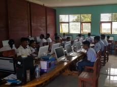 Kegagalan Internet dan Komunikasi Hantui UNBK di SMKN 3 Mentawai