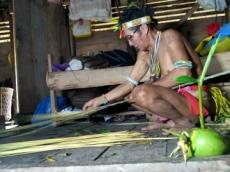 Senjakala Tradisi Arat Sabulungan di Mentawai