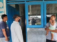 Dilanda Banjir Satu Unit Rumah di Sotboyak Bergeser