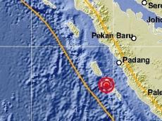 Gempa 53 SR Guncang Tuapeijat Kepulauan Mentawai