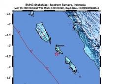 Gempa Kuat di Tuapeijat Dangkal dan Akibat Aktivitas Subduksi Lempeng
