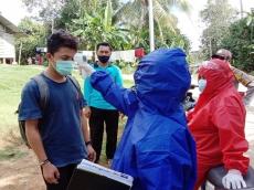 Tujuh Warga Pagai Dikarantina Karena Berkunjung ke daerah Terpapar Covid-19
