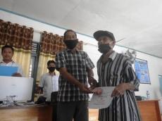 162 Warga Muara Siberut Terima BLT Desa