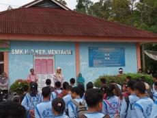 SMKN 2 Kepulauan Mentawai Masih Terapkan PPDB Offline dan Tidak Pakai Sistem Zonasi