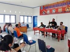 Wabup Mentawai Minta Masyarakat Perkuat Ketahanan Pangan Lokal untuk Hadapi Dampak Covid-19