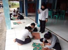 BLK Siberut Selatan Buka Pelatihan Menjahit