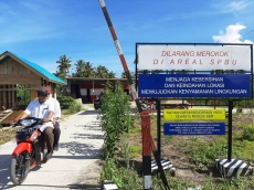 Kadis Koperindag Mentawai  Tiga Pangkalan Penyalur BBM di Sikabaluan Kita Tutup
