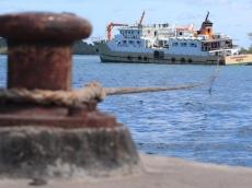 34 ABK dan Penumpang Kapal Sabuk Nusantara Selamat
