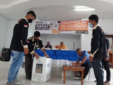 Partisipasi Pemilih Pilgub Sumbar di Siberut Utara Hanya 547 Persen