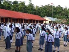 Kadisdik Mentawai  PTM Hanya Bisa Berjalan Jika Hasil Swab Guru Telah Keluar