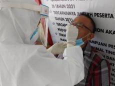 226 Kontak Erat Pasien Positif di Siberut Swab Hari Ini