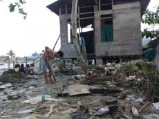 Sampah Masih Menjadi Masalah diSiberut Selatan