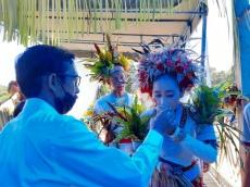 Jaga Budaya Mentawai Keluarga Muslim di Sikabaluan Adakan TradisiPakilia