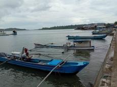 Gelombang Tinggi Nelayan Tradisional Sikakap Tidak Dapat Melaut