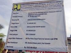 Kementerian PUPR Anggarkan Rp19 Miliar Dana Rehabilitasi Renovasi Sekolah di Mentawai