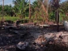 Rumah Malaikat Ludes Terbakar di Magosi