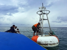 Warga Lobajau Temukan Alat Diduga Pendeteksi Tsunami Hanyut