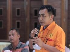 Dominikus Saleleubaja Terpilih Ketua ISKA Mentawai Periode 2021-2025
