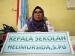 Helimursida Dulu Guru Kontrak Kini Menjadi Kepala Sekolah