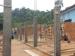 Pembangunan Hotel SMKN 2 Kepulauan Mentawai Sudah Berjalan 15 Persen