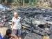 Rumah Warga di Matobe Ludes Terbakar