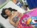Korban Yang Ditebas Leher Butuh Bantuan Biaya Perawatan