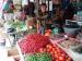 Harga Cabai Merah di Pasar Sikakap Naik
