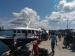 GelombangTinggi kapal MV Mentawai Fast Batalkan Keberangkatan Sikakap dan Sipora