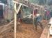 Hujan Lebat Teras Rumah Pengawas SD Sikakap Nyaris Tertimbun Longsor
