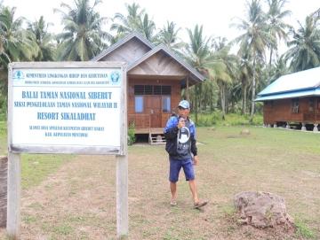 Masuk Kawasan Taman Nasional TNS Pungut Retribusi Wisatawan ke Sakaladhat