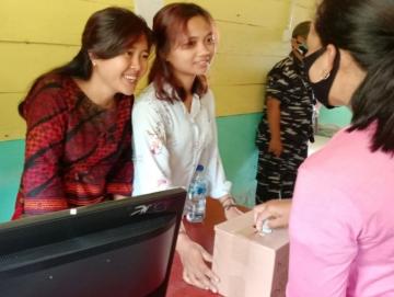 Prihatin Nasib Teman yang Terperangkap di Padang Mahasiswa Mentawai Galang Donasi
